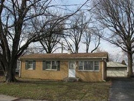 1814 Martin St, Indianapolis, IN 46237