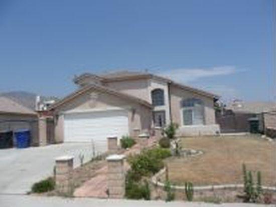 5231 Lantern Crest Dr, San Bernardino, CA 92407
