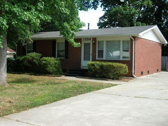 1224 Runyon Dr, Greensboro, NC 27405