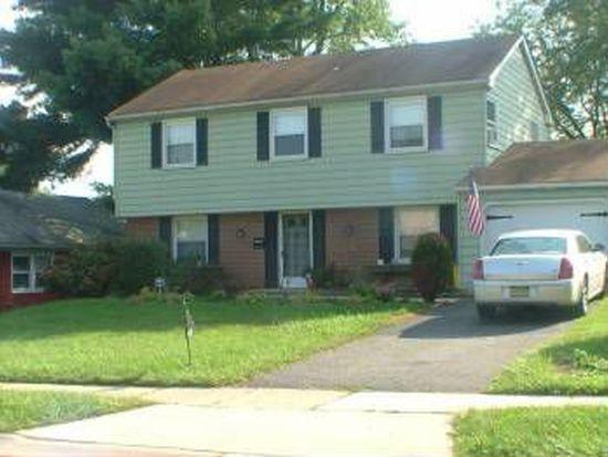 40 Marshal Ln, Willingboro, NJ 08046