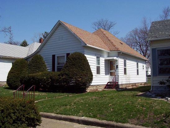 1325 N 4th St, Terre Haute, IN 47807