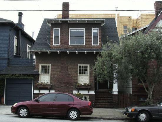 207 9th Ave, San Francisco, CA 94118