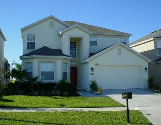 516 Bonville Dr, Davenport, FL 33897