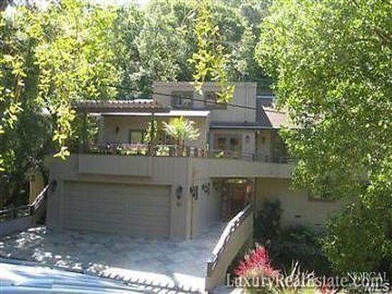 50 Wolfe Canyon Rd, Kentfield, CA 94904