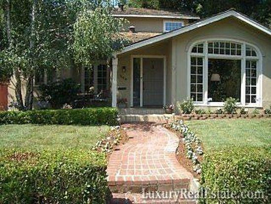 1544 Madrono Ave, Palo Alto, CA 94306
