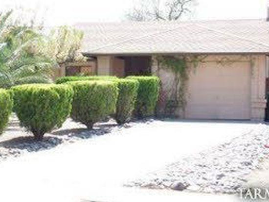 4772 S Lincoln Ridge Dr, Tucson, AZ 85730