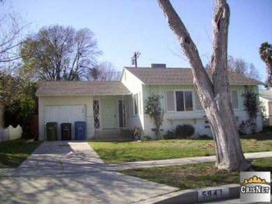 5941 Texhoma Ave, Encino, CA 91316