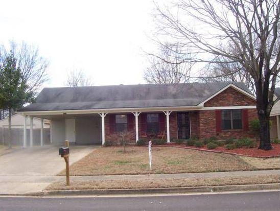 6825 Sycamore Hill Dr, Bartlett, TN 38135
