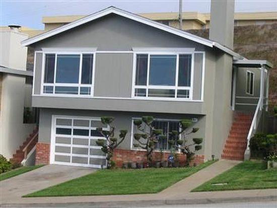 1254 Skyline Dr, Daly City, CA 94015