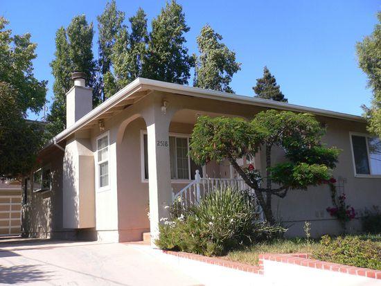 2518 Buena Vista Ave, Belmont, CA 94002