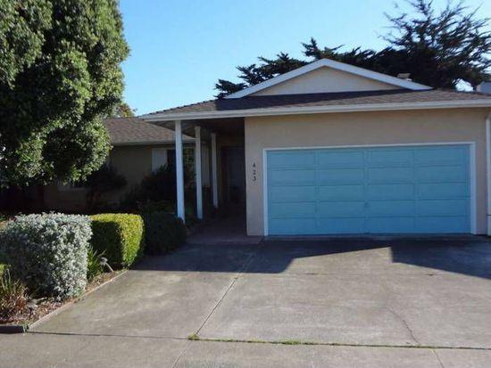 423 Kehoe Ave, Half Moon Bay, CA 94019
