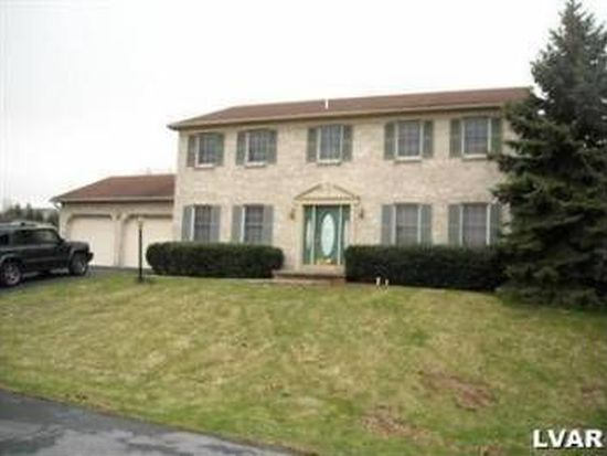 4665 Redwood Ln, Nazareth, PA 18064