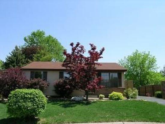 826 Coral Tree Ct, Columbus, OH 43228