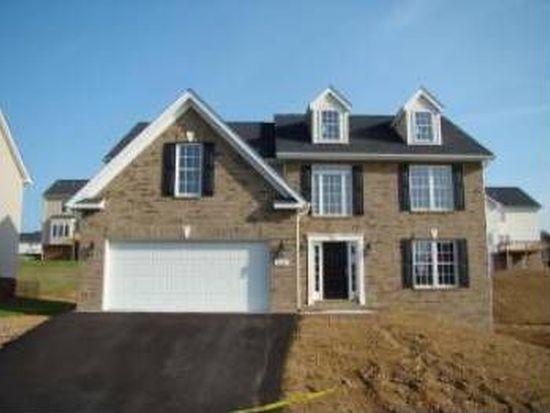 2658 Woodsmeadow Ln, Salem, VA 24153