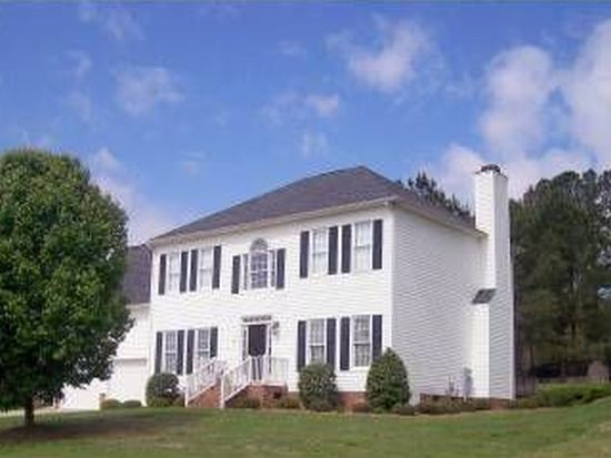 732 Cross Link Dr, Angier, NC 27501