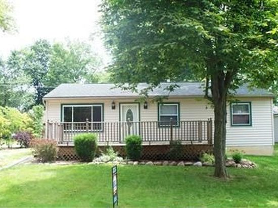 103 Clovercliff Dr, Chippewa Lake, OH 44215