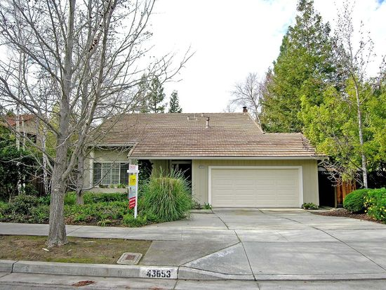 43653 Tonica Rd, Fremont, CA 94539
