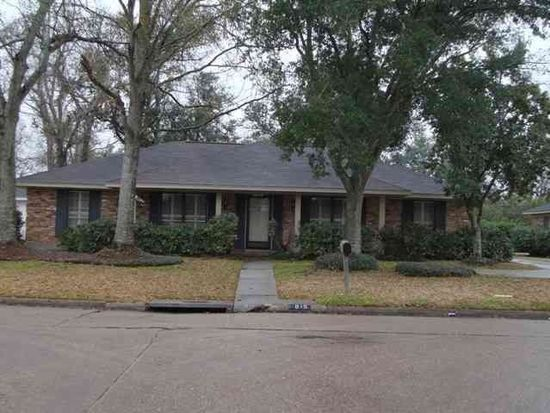 815 Norwood Dr, Beaumont, TX 77706