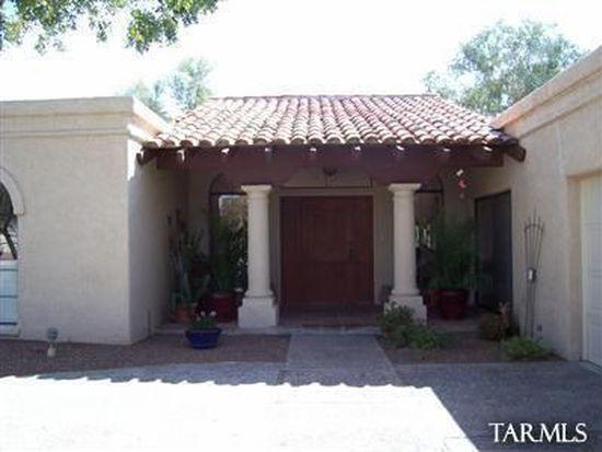 6340 N Placita De Eduardo, Tucson, AZ 85718