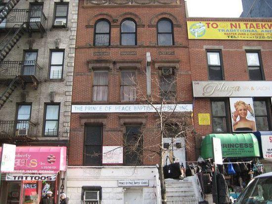 1306 St Nicholas Avenue New York: Who Lives At 1250 Saint Nicholas Ave, New York NY
