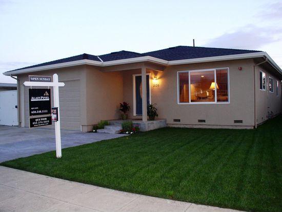 1626 Maxine Ave, San Mateo, CA 94401