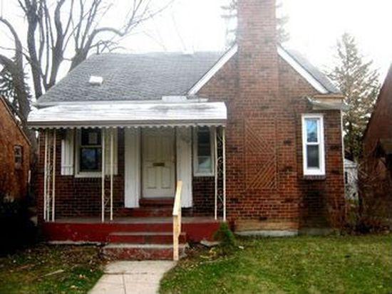 15818 Fielding St, Detroit, MI 48223