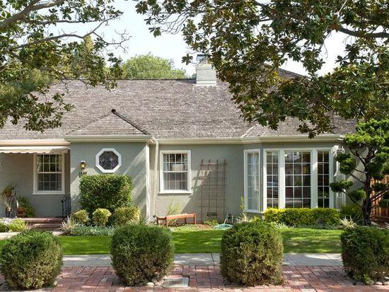 1637 Mariposa Ave, Palo Alto, CA 94306