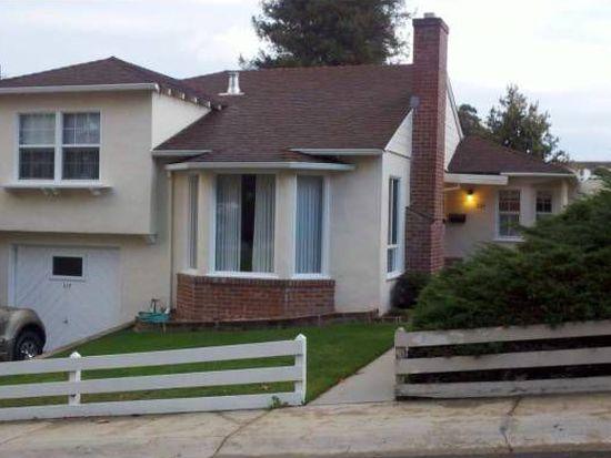 319 Millwood Dr, Millbrae, CA 94030