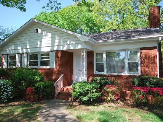 3506 Kempton Pl, Charlotte, NC 28208
