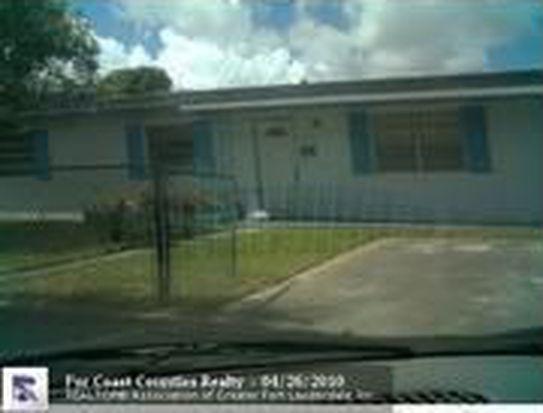 13804 NW 22nd Pl, Opa Locka, FL 33054