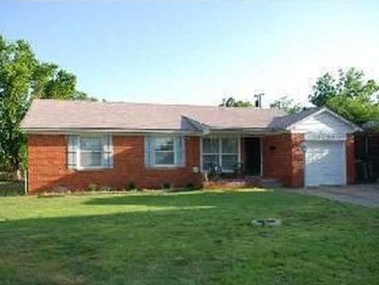5004 NW 47th St, Warr Acres, OK 73122