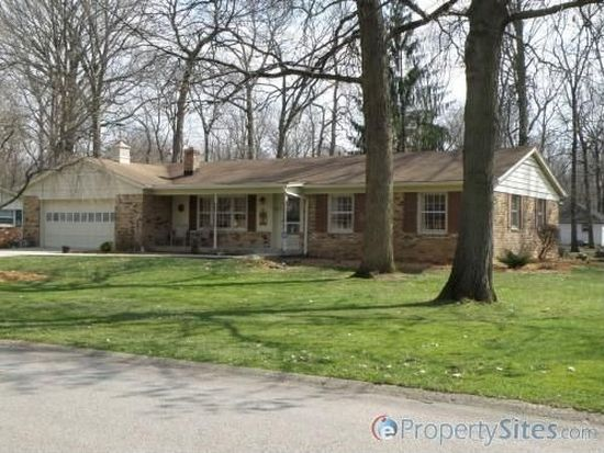 3315 Stamm Ave, Indianapolis, IN 46240