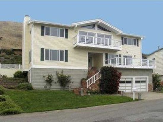 419 Buel Ave, Pacifica, CA 94044