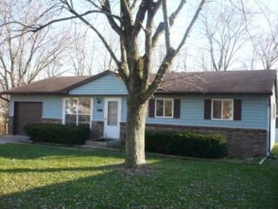 5207 Norcroft Dr, Indianapolis, IN 46221