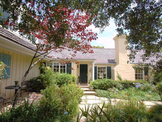1966 E Valley Rd, Santa Barbara, CA 93108