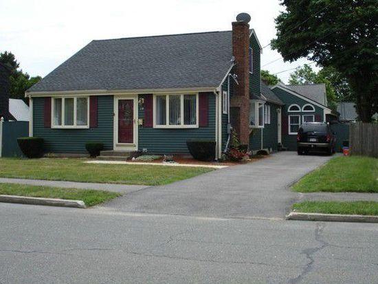19 Saint Anns Ave, Peabody, MA 01960