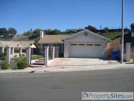 275 Shady Oak Rd, San Diego, CA 92114