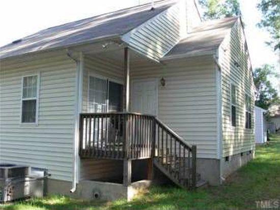 241 Ruby Ridge Rd, Durham, NC 27703