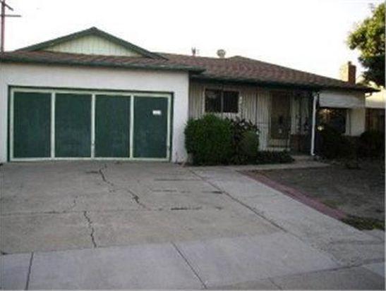 1243 Farringdon Dr, San Jose, CA 95127