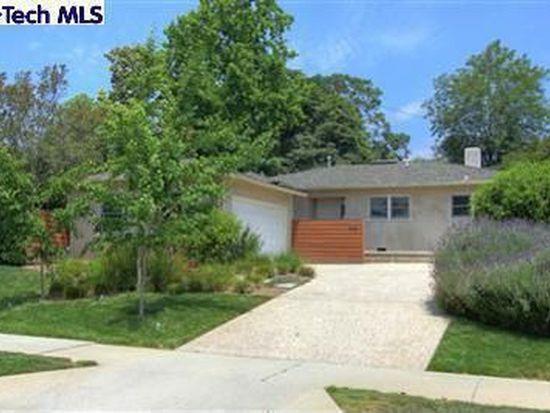 3715 Landfair Rd, Pasadena, CA 91107