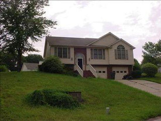 1102 Fox Hunt Ln, Reidsville, NC 27320
