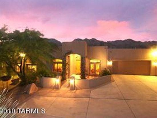 5327 N Ventana Overlook Pl, Tucson, AZ 85750