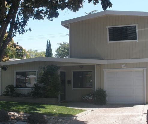 807 Wake Forest Dr, Mountain View, CA 94043