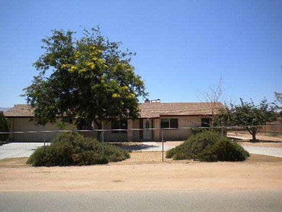 22705 Sitting Bull Rd, Apple Valley, CA 92308