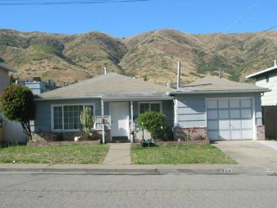 804 Hemlock Ave, South San Francisco, CA 94080
