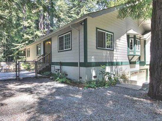 145 Thin Edge Rd, Santa Cruz, CA 95065