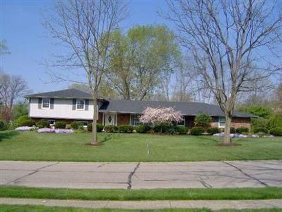 7655 Rolling Oak Dr, Dayton, OH 45459
