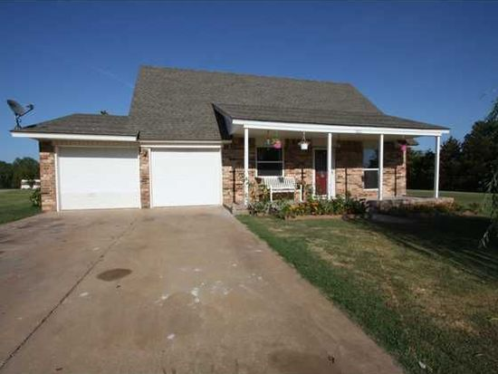 10016 W Rolling Meadows Dr, Mustang, OK 73064