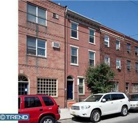 1234 S 8th St, Philadelphia, PA 19147