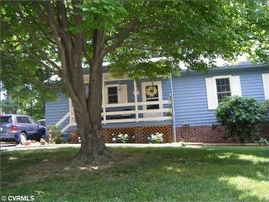 625 Marbleridge Rd, North Chesterfield, VA 23236